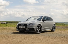 Audi RS 3 Sportback, 2019, front, static
