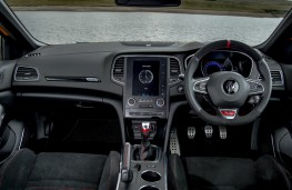 Renault Megane RS 280, 2018, interior