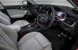 Audi RS 6 Avant Performance, interior