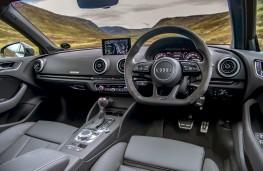 Audi RS 3 Sportback, 2019, interior