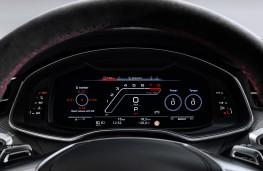 Audi RS 7 Sportback, 2019, instrument panel