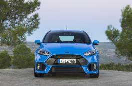 Ford Focus RS, nose, static