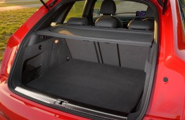 Audi RS Q3, boot