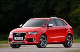 Audi RS Q3, front, static
