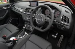 Audi RS Q3, interior