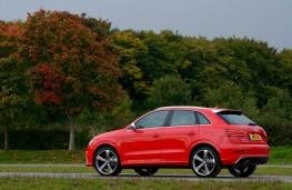 Audi RS Q3, side