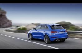 Audi RS Q3 performance, rear