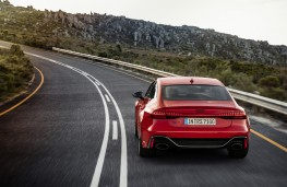 Audi RS 7 Sportback, 2019, rear