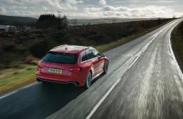 Audi RS 4 Avant, 2018, rear