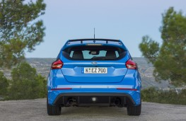 Ford Focus RS, rear