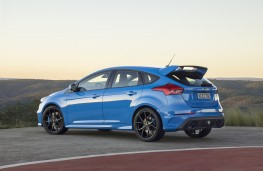 Ford Focus RS, rear, static