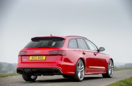 Audi RS 6 Avant Performance, rear