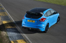 Ford Focus RS Edition, 2017, rear