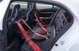 Renault Megane R.S. Trophy-R, 2019, rear, interior
