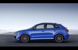 Audi RS Q3 performance, side