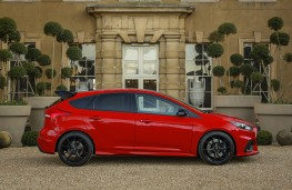 Ford Focus RS Red Edition, 2018, side