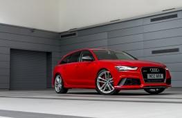 Audi RS 6 Avant Performance, side