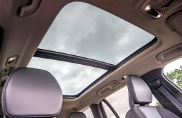 Volvo V60, 2018, sunroof