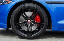 Jaguar XJR575, 2017, wheels