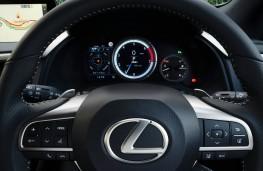 Lexus RX 200t, interior