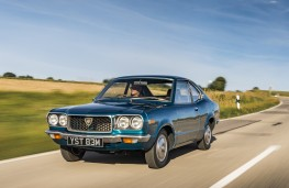 Mazda RX-3, front