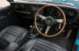 Mazda RX-3, interior