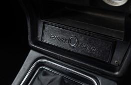 Mazda RX-3, facia, rotary engine nameplate