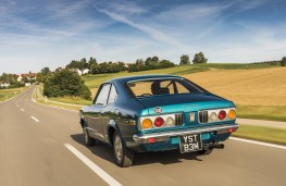 Mazda RX-3, rear