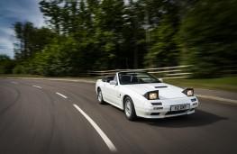 Mazda RX-7 Mk2, front