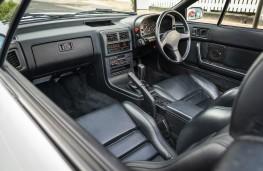 Mazda RX-7 Mk2, interior