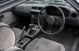 Mazda RX-7 Mk1, interior