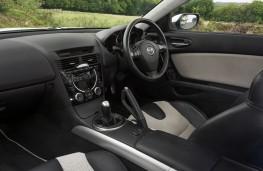 Mazda RX-8, interior