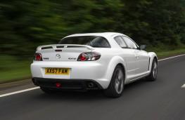 Mazda RX-8, rear