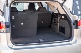 Lexus RX 450hL, 2018, boot