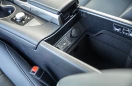 Lexus RX 450hL, 2018, centre console