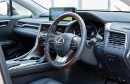 Lexus RX L, 2021, interior
