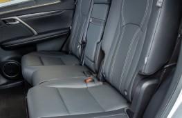 Lexus RX 450hL, 2018, middle seats