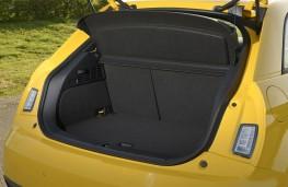 Audi S1 quattro, boot