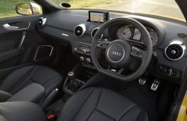 Audi S1 quattro, interior