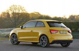 Audi S1 quattro, side