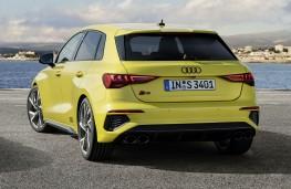 Audi S3 Sportback, 2020, rear