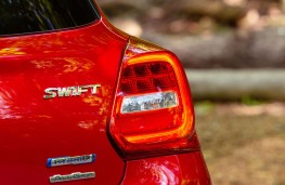 Suzuki Swift Allgrip, 2019, badge