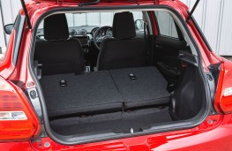 Suzuki Swift Allgrip, 2019, boot