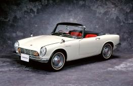 Honda S500, 1963