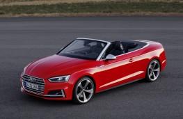 Audi S5 Cabriolet, 2016