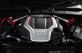Audi S5 Coupe, 2016, engine