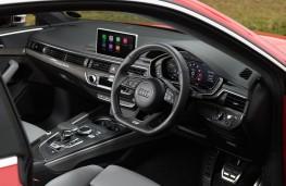 Audi S5 Coupe, 2016, interior