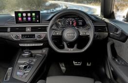Audi S5 Sportback, 2017, interior