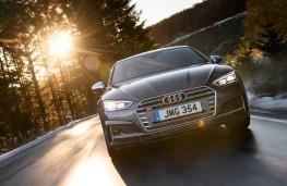 Audi S5 Sportback, 2017, nose, action