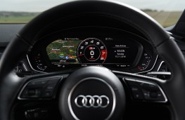 Audi S5 Coupe, 2016, instrument panel